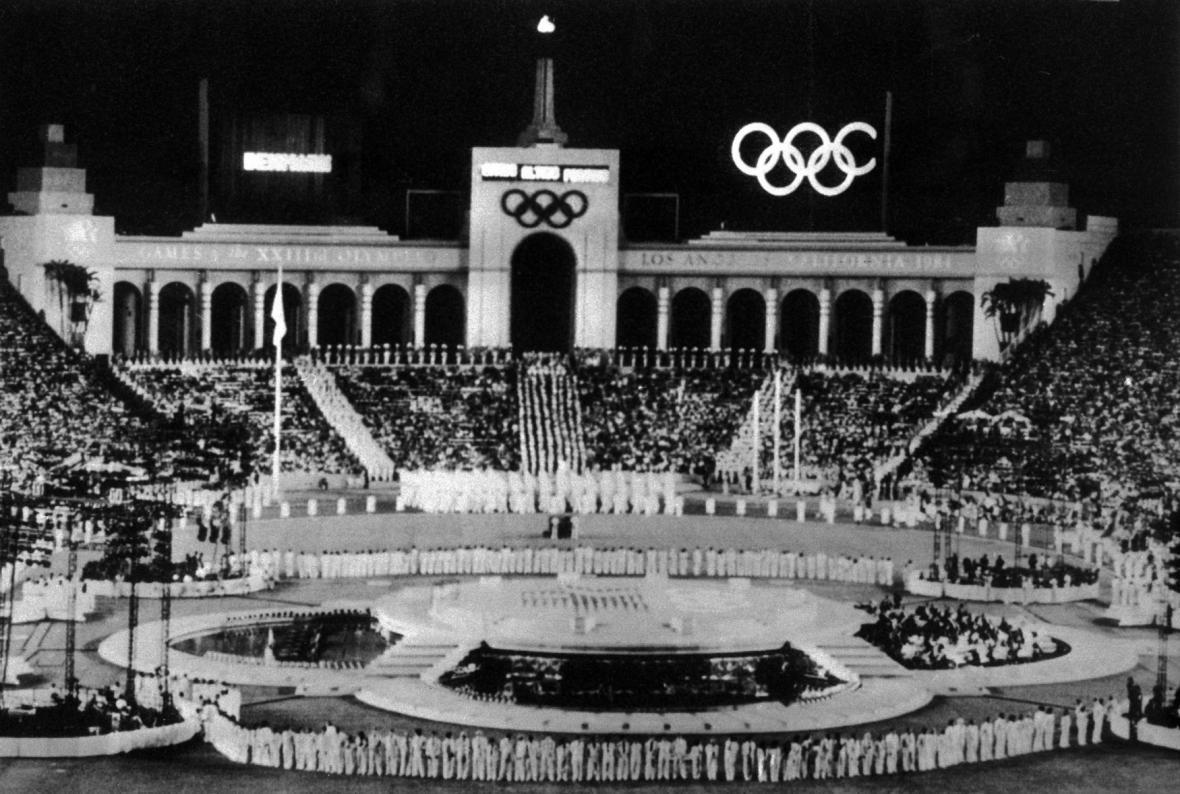 Olympijské hry v Los Angeles 1984