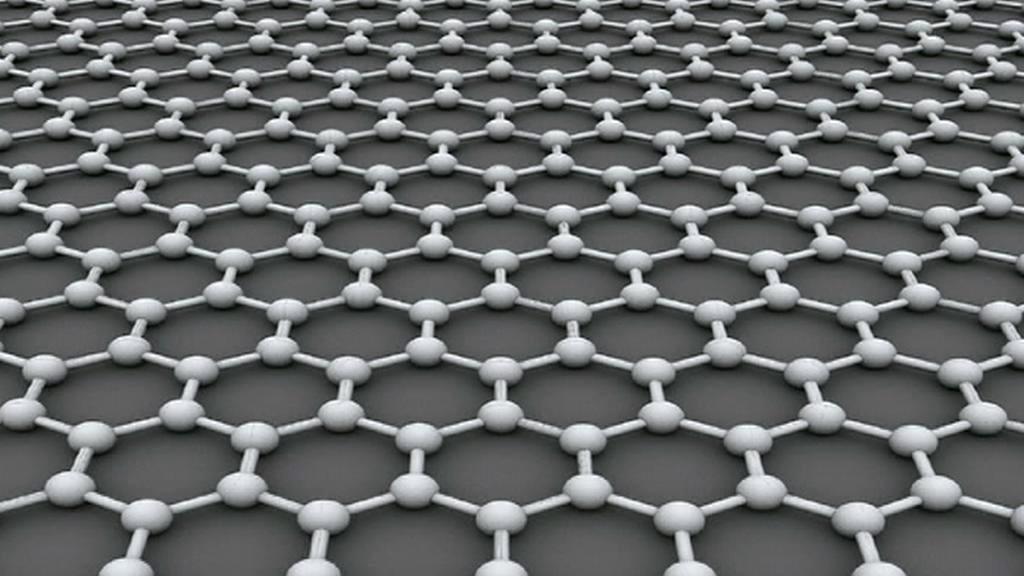 Struktura grafenu