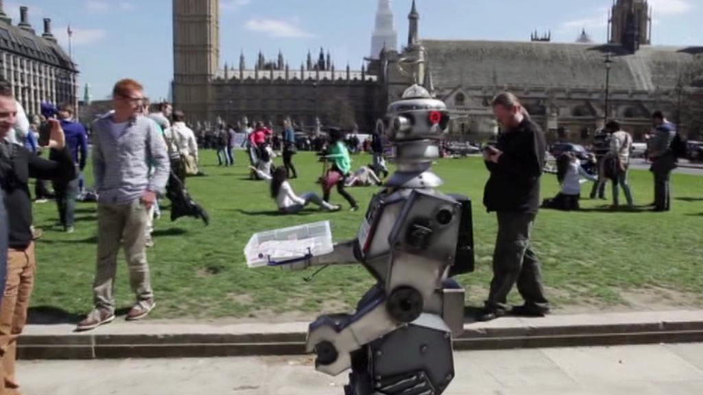Robotičtí zabijáci