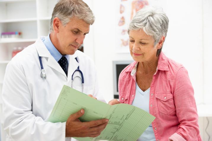 Konzultace u lékaře