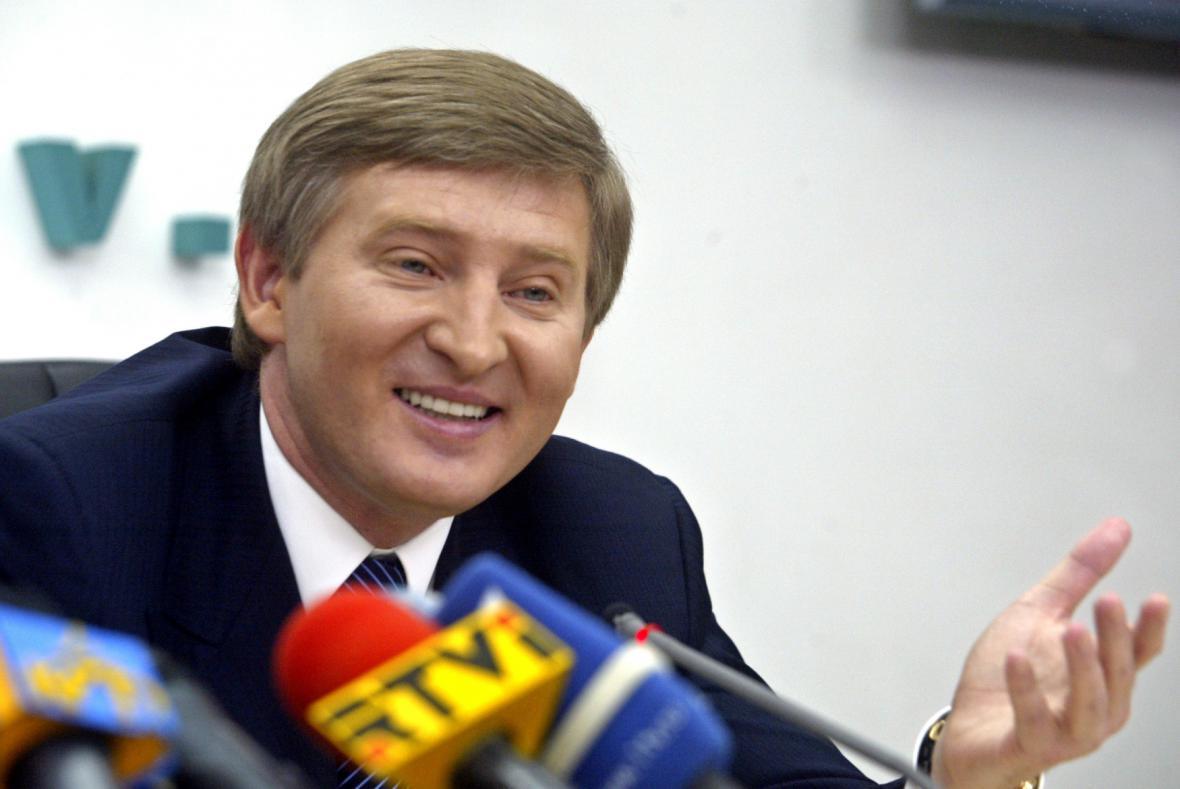 Rinat Achmetov