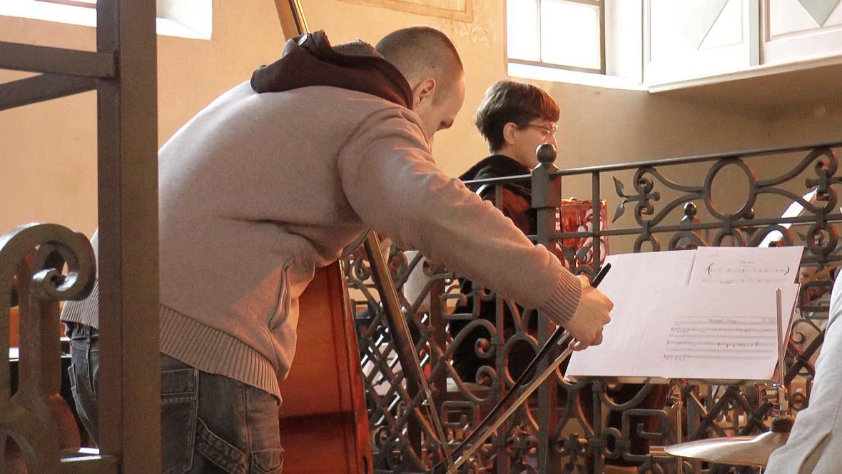 Jazzový koncert v boskovické synagoze
