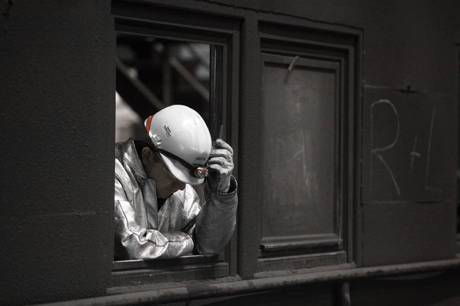 Ocelárna ArcelorMittal