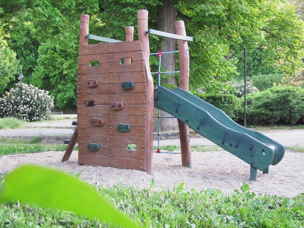 z parku v Boskovicích