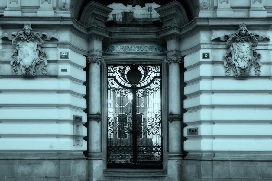 Místa ze života Franze Kafky - palác Assicurazioni Generali na Václavském náměstí