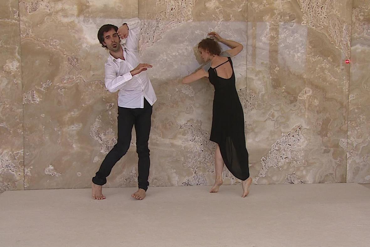 Choreograf Martin Dvořák oslovil pro spolupráci tanečnici Irene Bauer