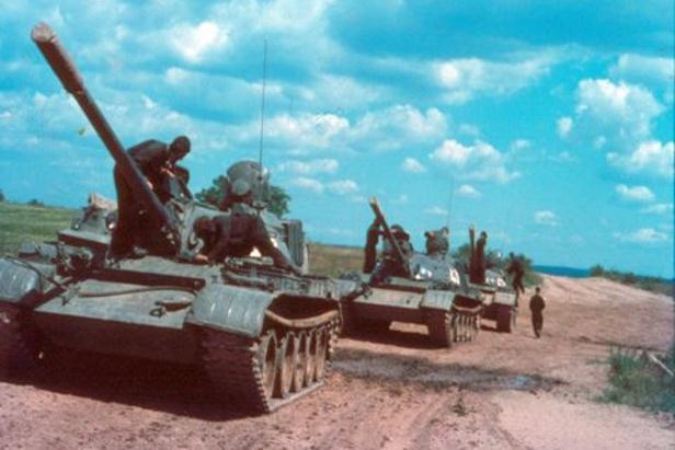 Vojenská činnost fauně a flóře na kopci prospěla