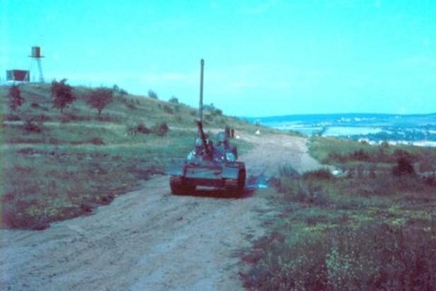 Načeratický kopec využívala za minulého režimu armáda