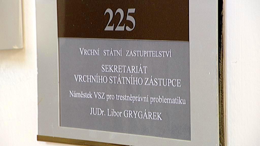 Kancelář Libora Grygárka