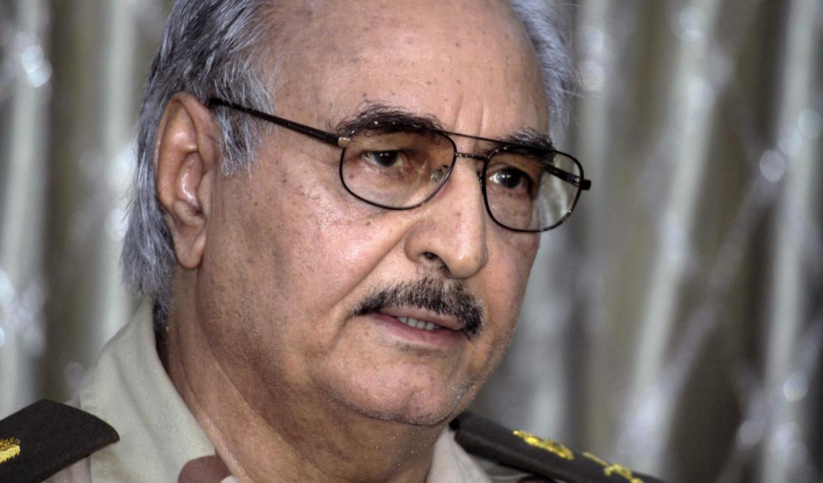 Chalífa Haftar