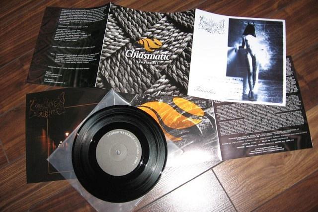 Vinyl folklórně-metalového projektu Chiasmatic