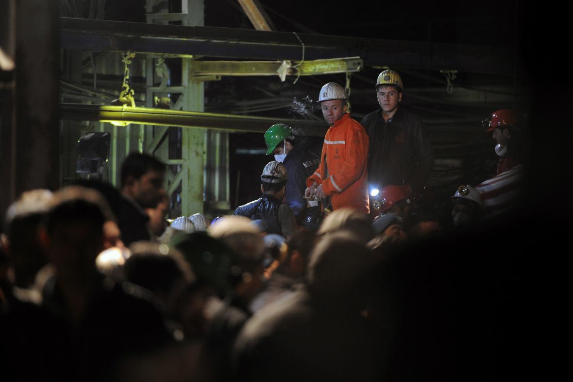 Záchranné práce v tureckém dole skončily
