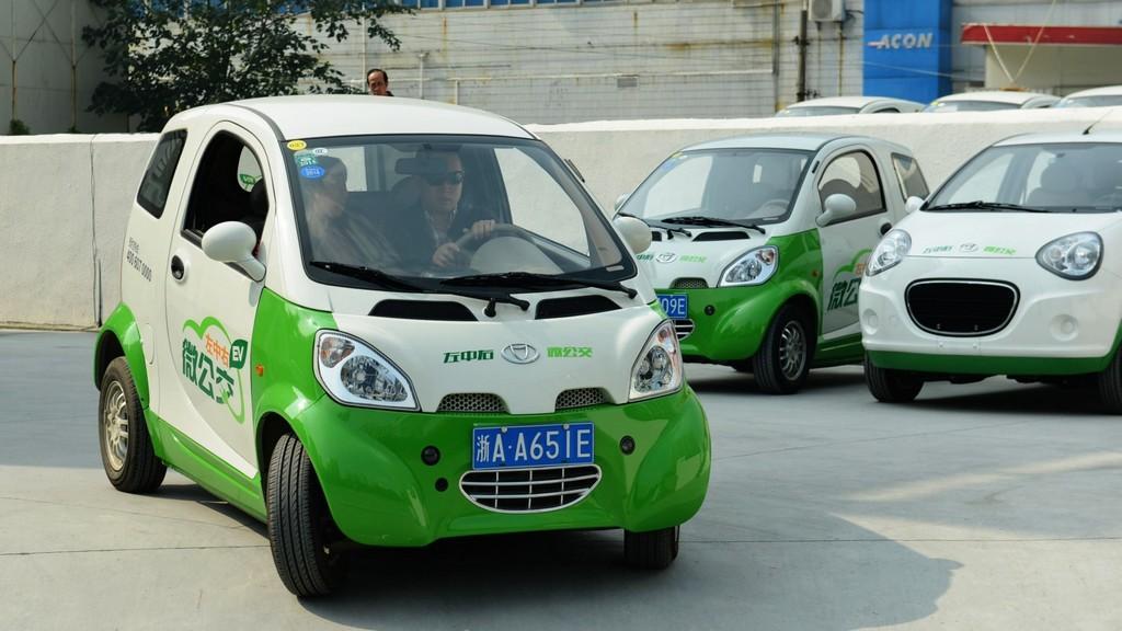 Elektrický vůz