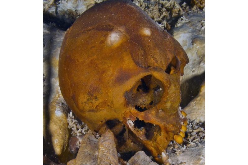 Lebka dívky stará 12 tisíc let
