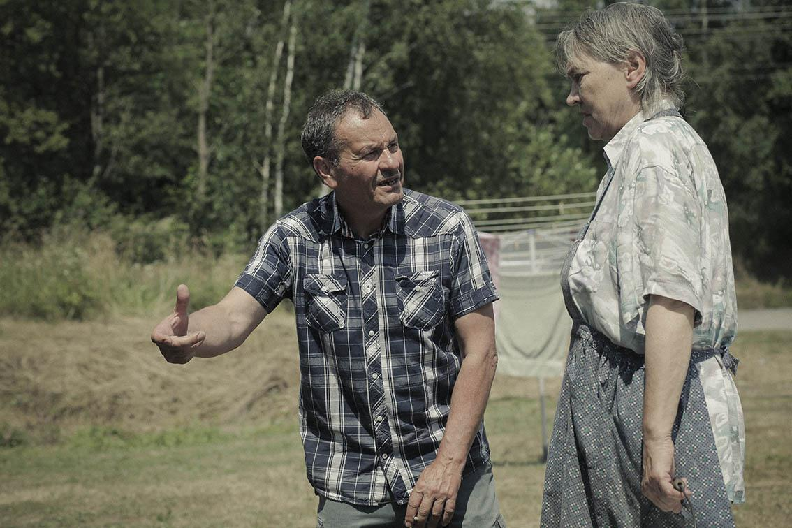 Miroslav Krobot a Johanna Tesařová