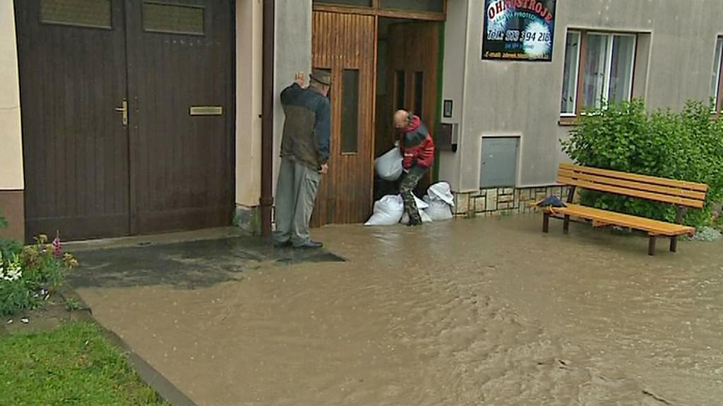 Záplavy na Slovensku