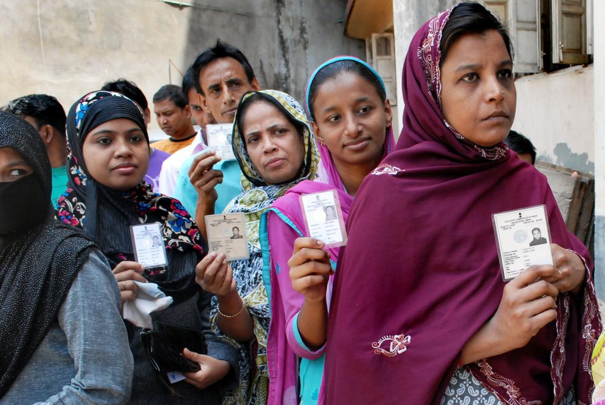 Parlamentní volby v Indii