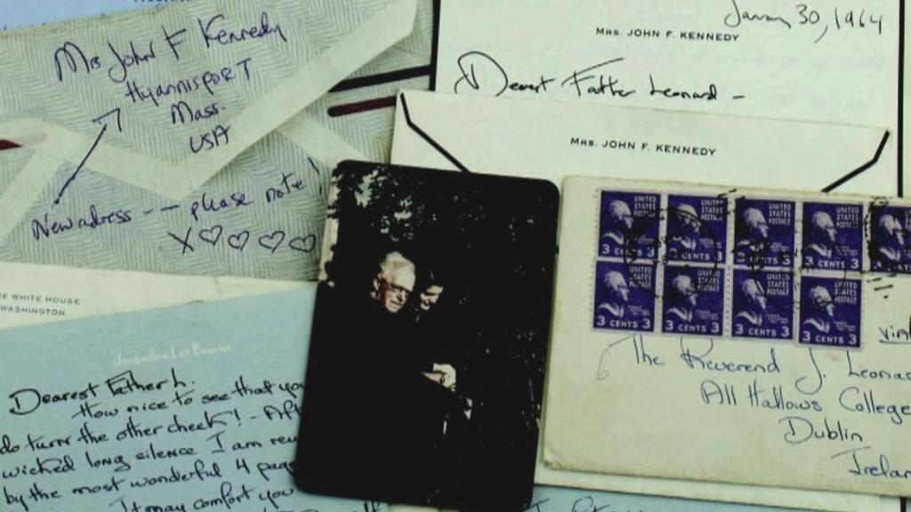 Dopisy Jackie Kennedyové jsou do dražby