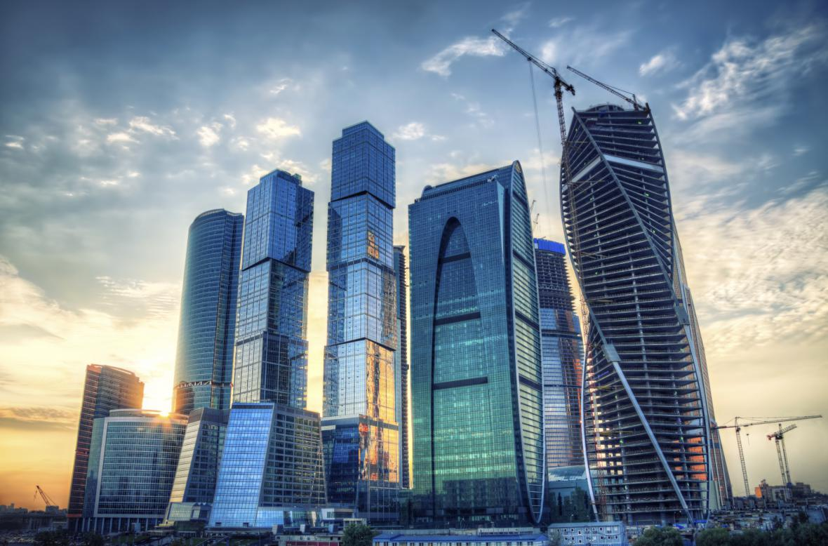 Centrum ruského byznysu - Moscow International Business Center