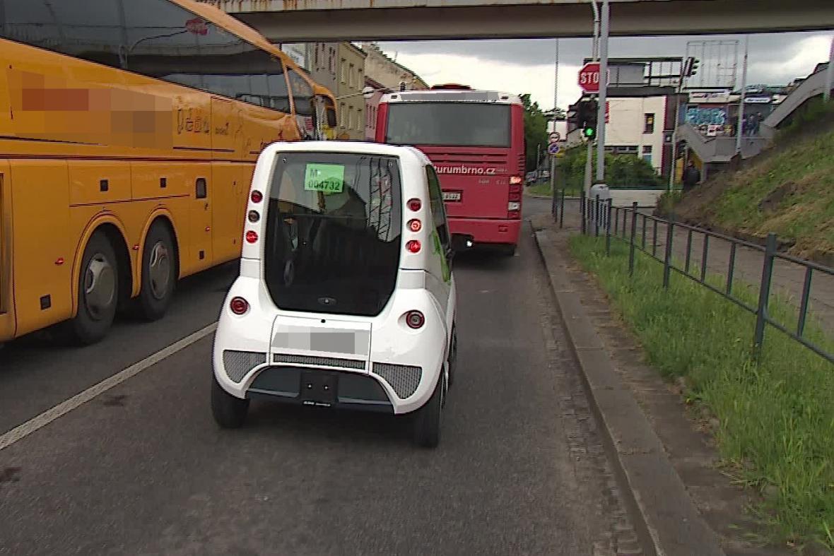 Vozítko Elbee