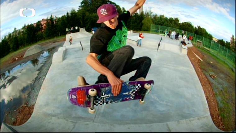 Faktor U - Skateboarding