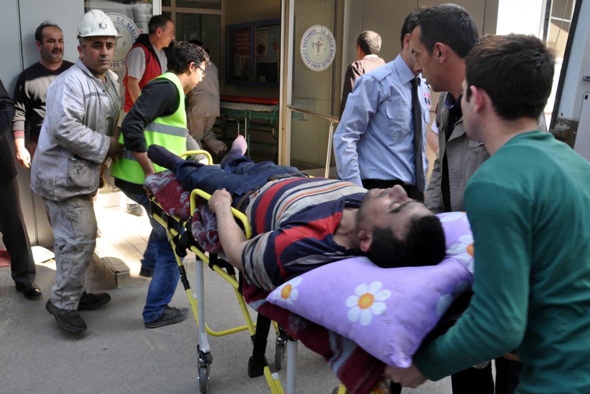V Turecku zabíjel výbuch v uhelném dole