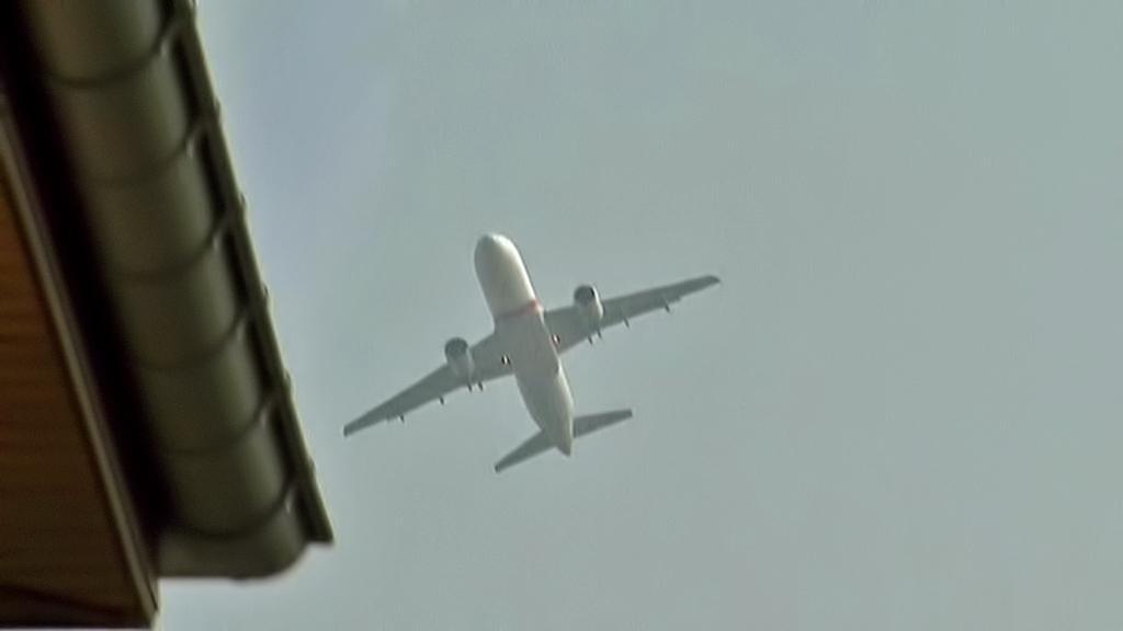 Letadla nad Bruselem