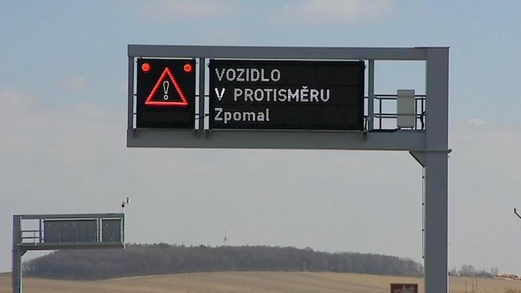 Dálniční varovný systém