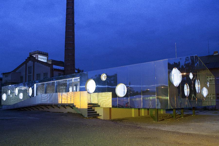 Rekonstrukce objektu v Ostravě-Svinově