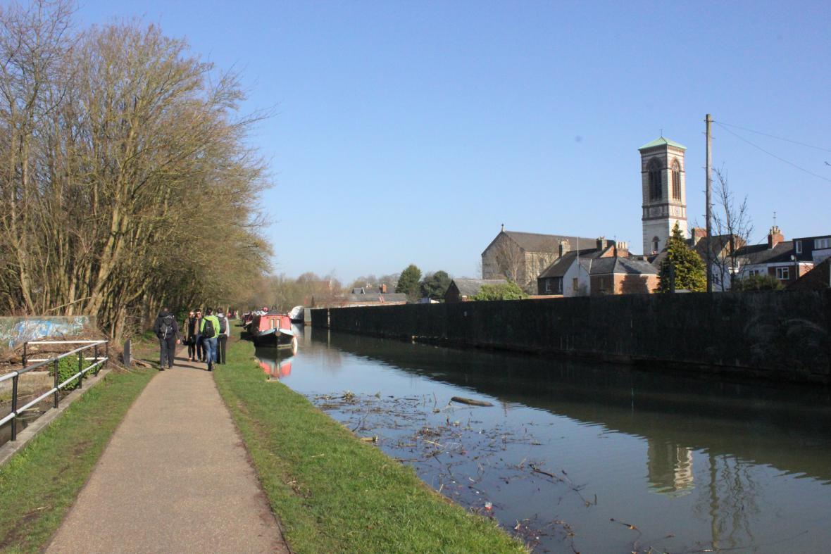 Oxfordské kanály