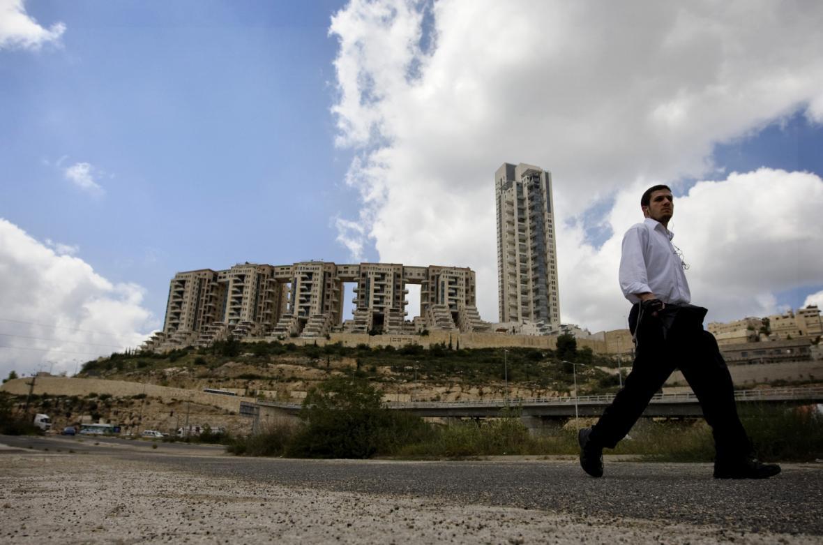 Rezidenční komplex Holyland v Jeruzalémě