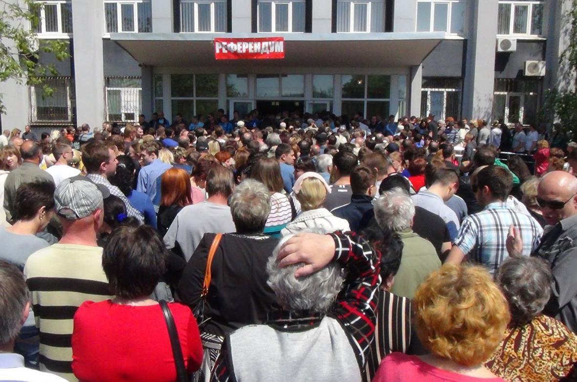 Referendum v Mariupolu