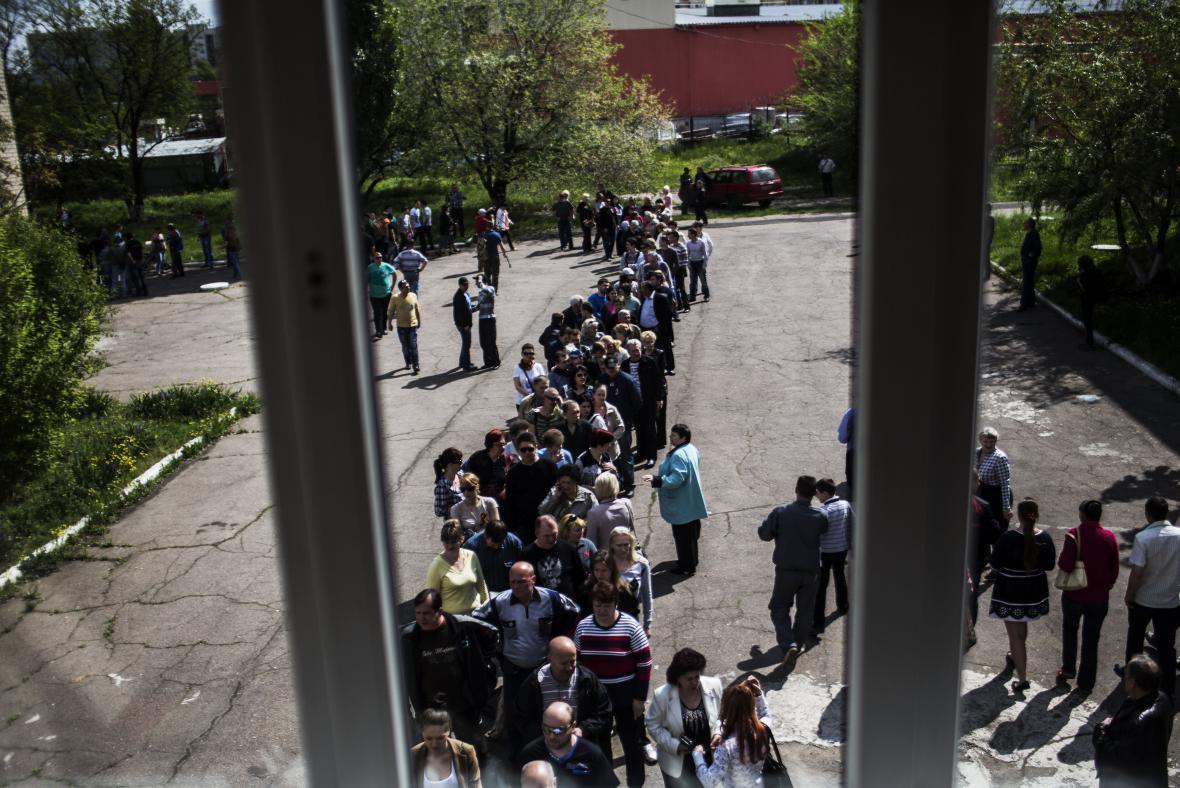 Referendum v Doněcku