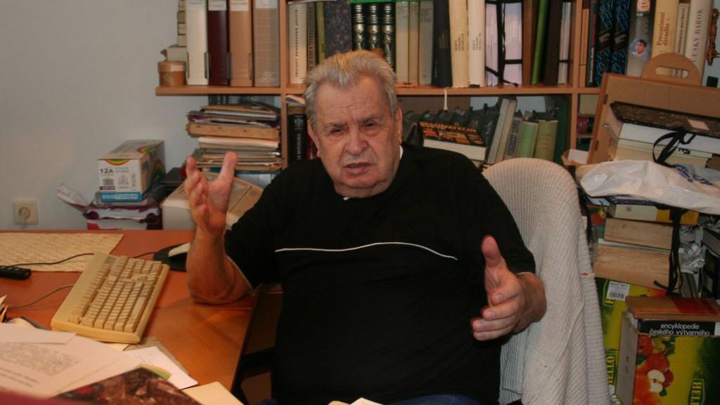 Profesor Bořivoj Srba