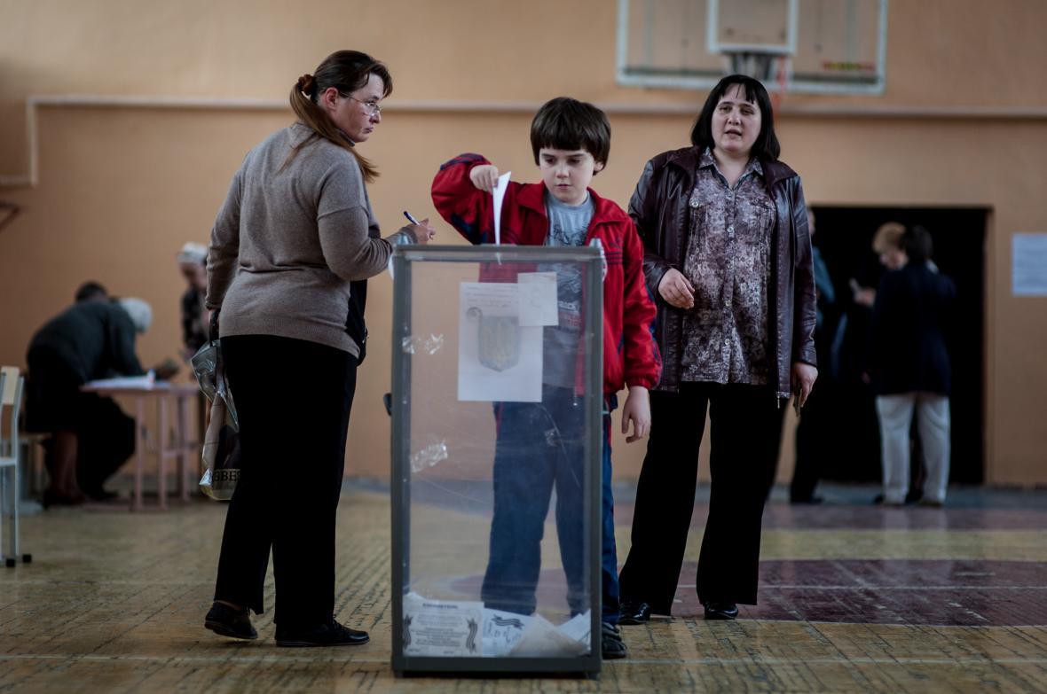 Referendum v Luhanské oblasti