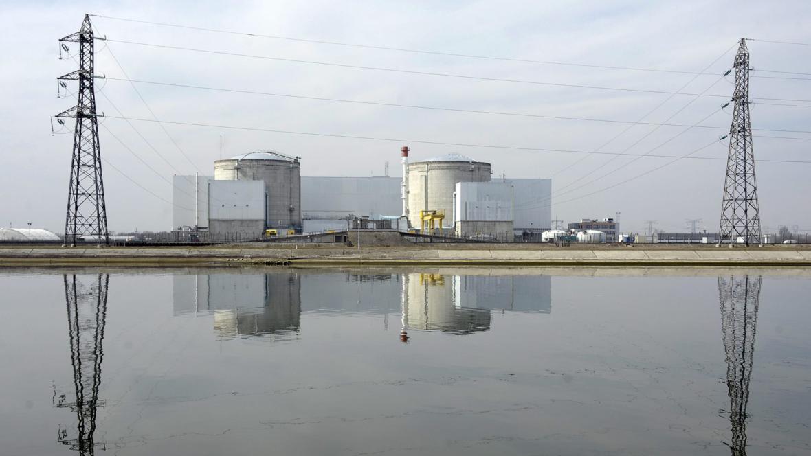 Jaderná elektrárna Fessenheim