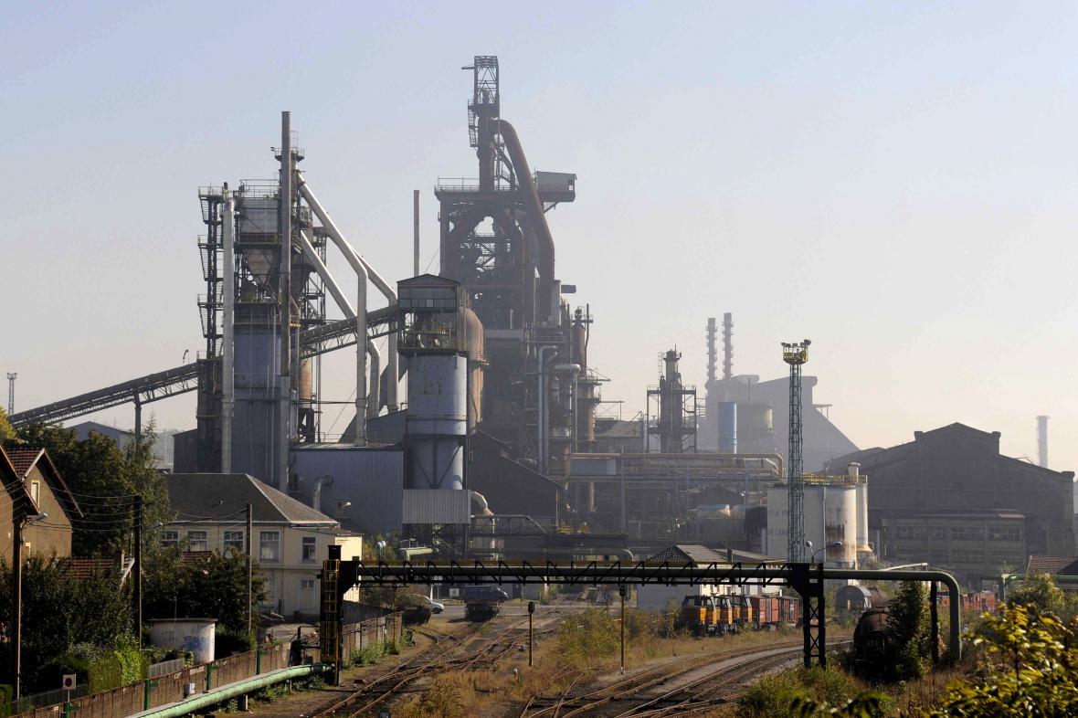 Průmyslová oblast Lotrinsko se stala smetištěm továren