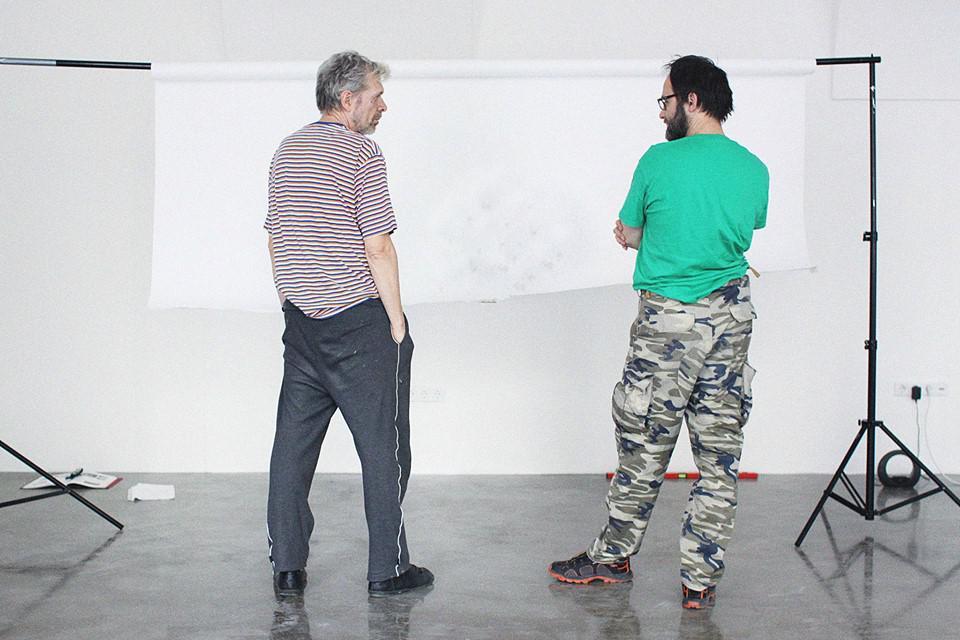 Jiří David a Milan Salák