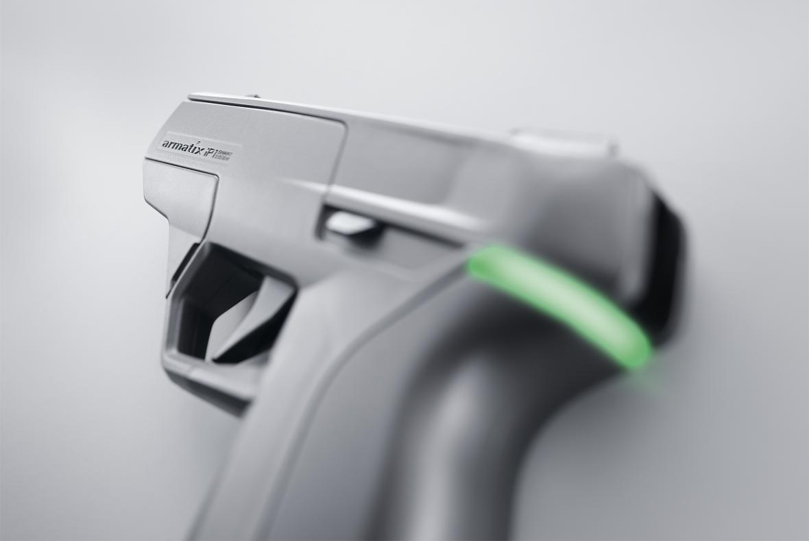 Chytrá zbraň Armatix iP1