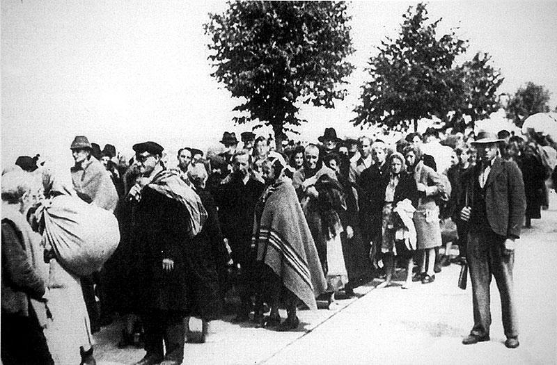 Odsun německých obyvatel z Brna