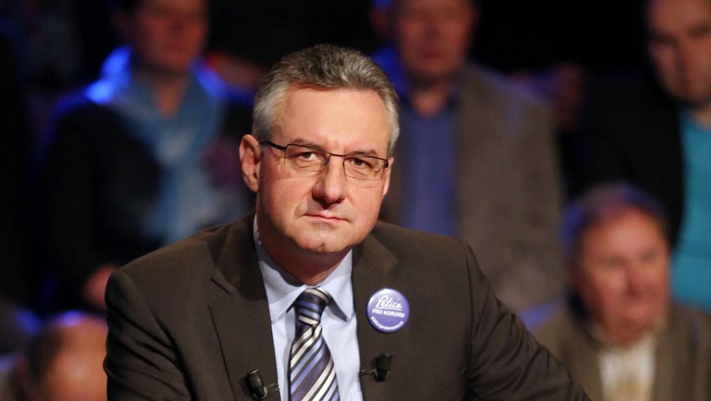 Jan Zahradil, lídr kandidátky ODS