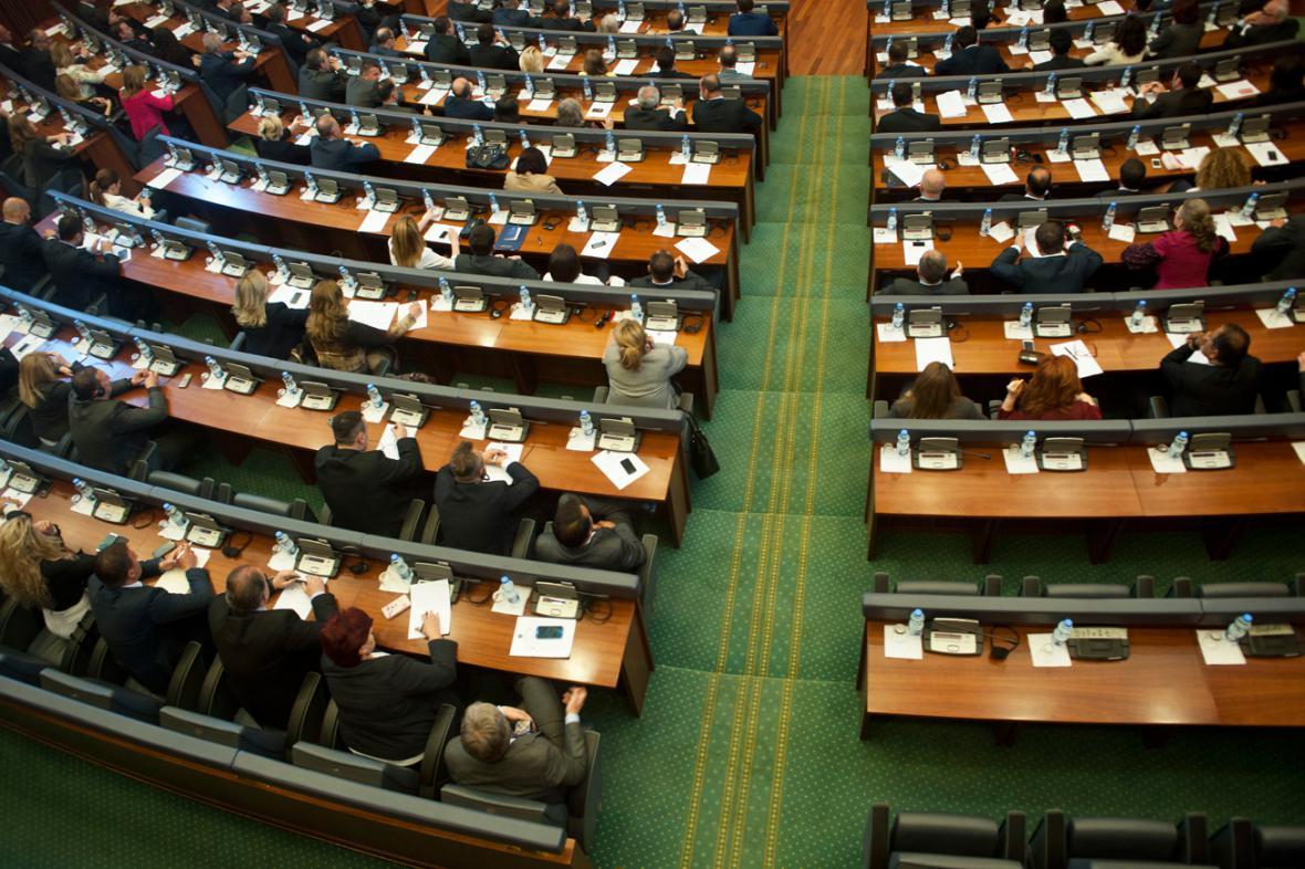Kosovský parlament