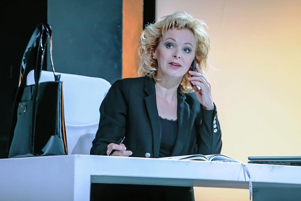Věra Hlaváčková v Job Interviews