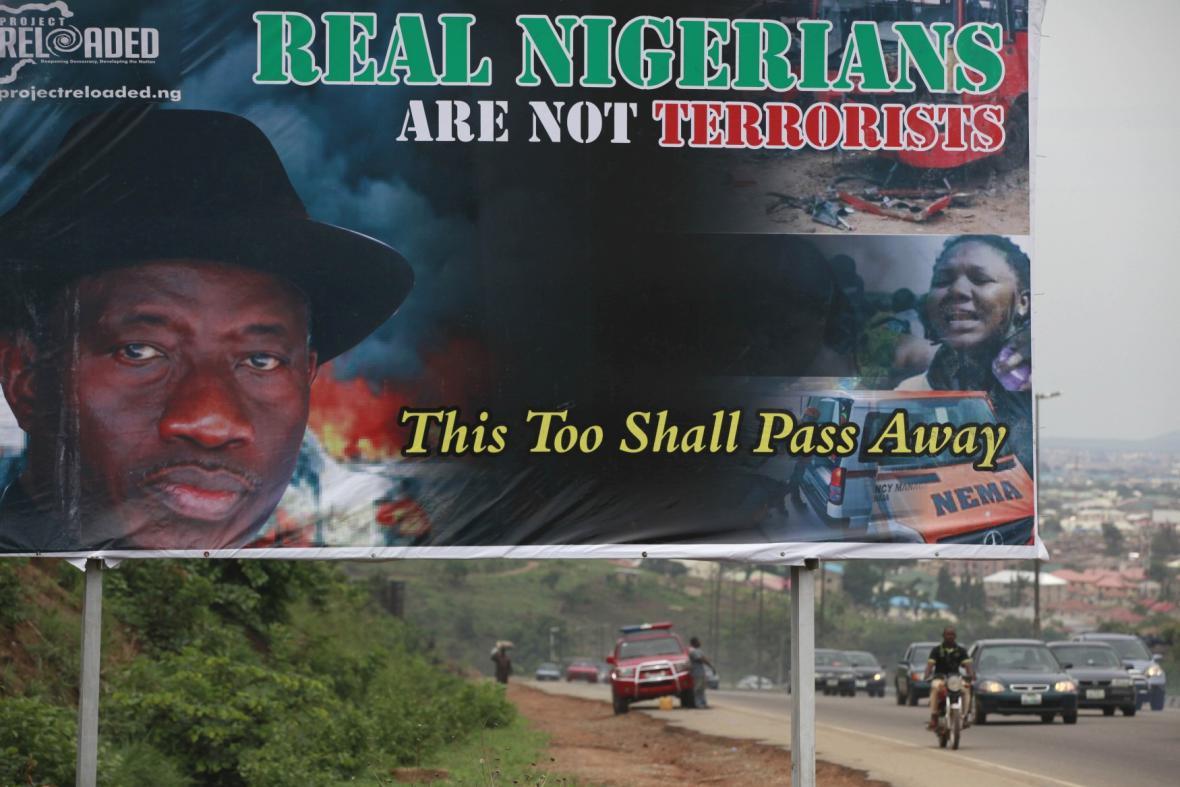 Kampaň proti násilí v Nigérii