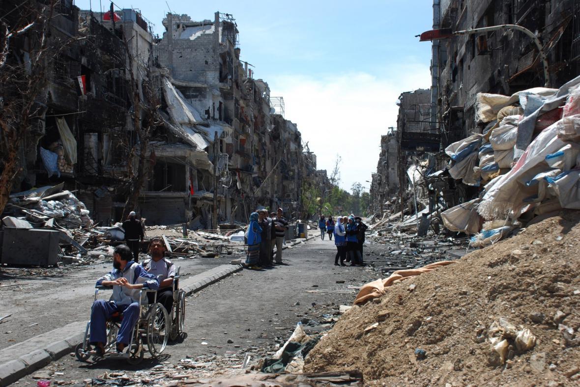 Následky syrské války