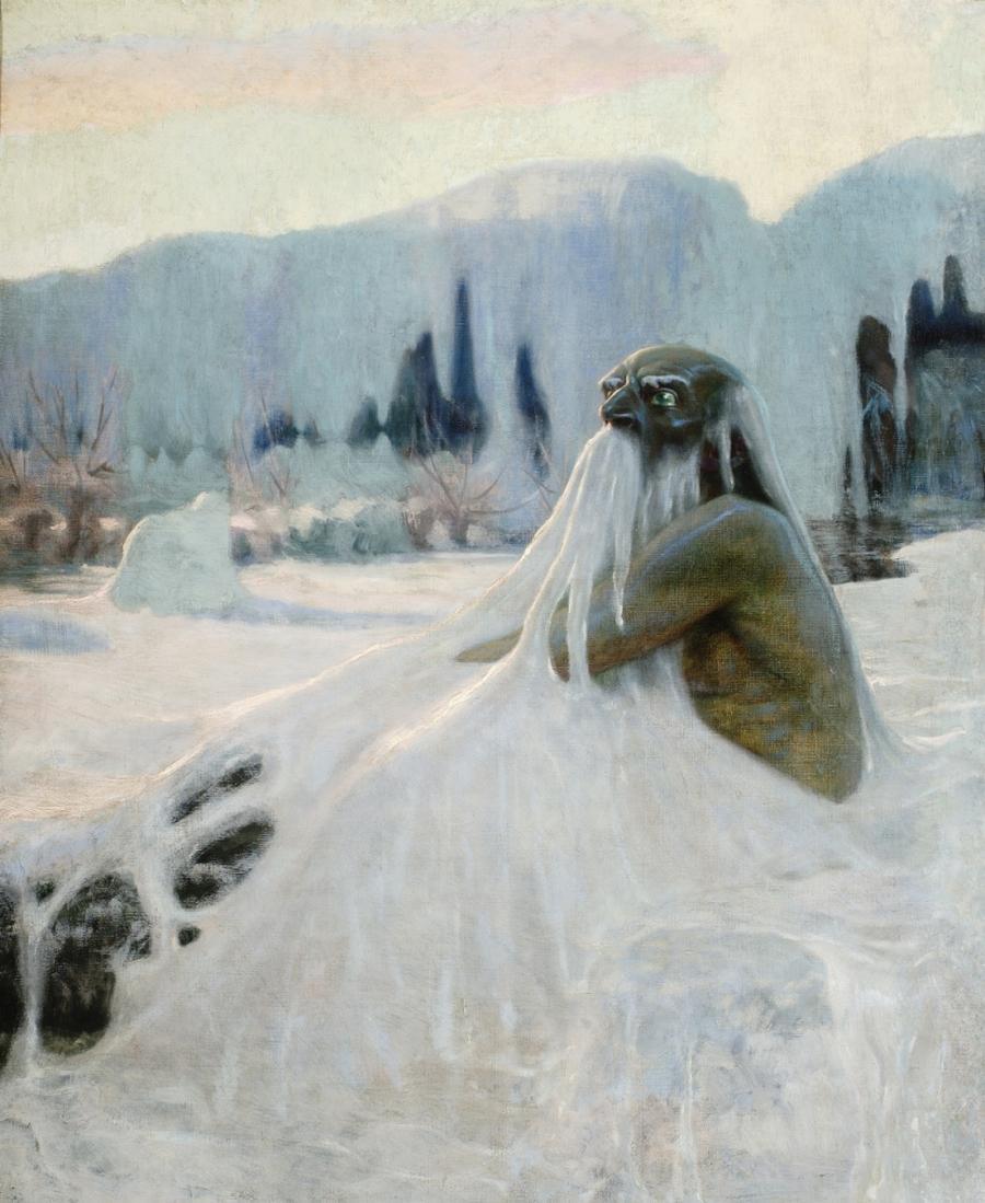 Jaroslav Špillar / Vodník, 1899