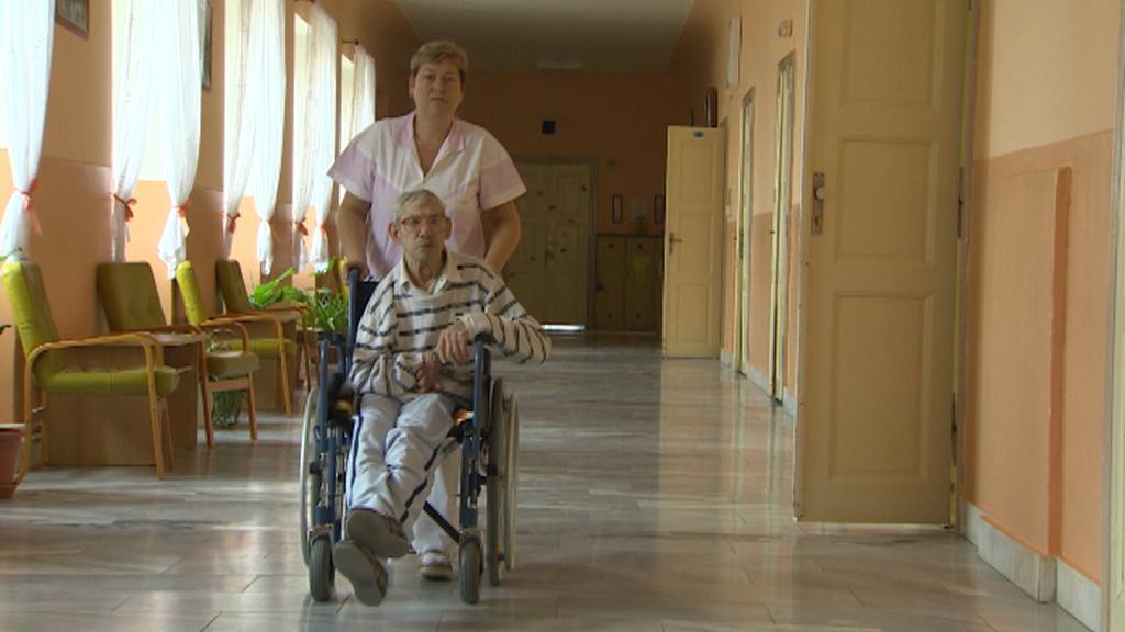 Ústav sociální péče v Liběšicích