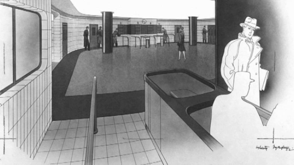 Nejstarší návrhy pražského metra
