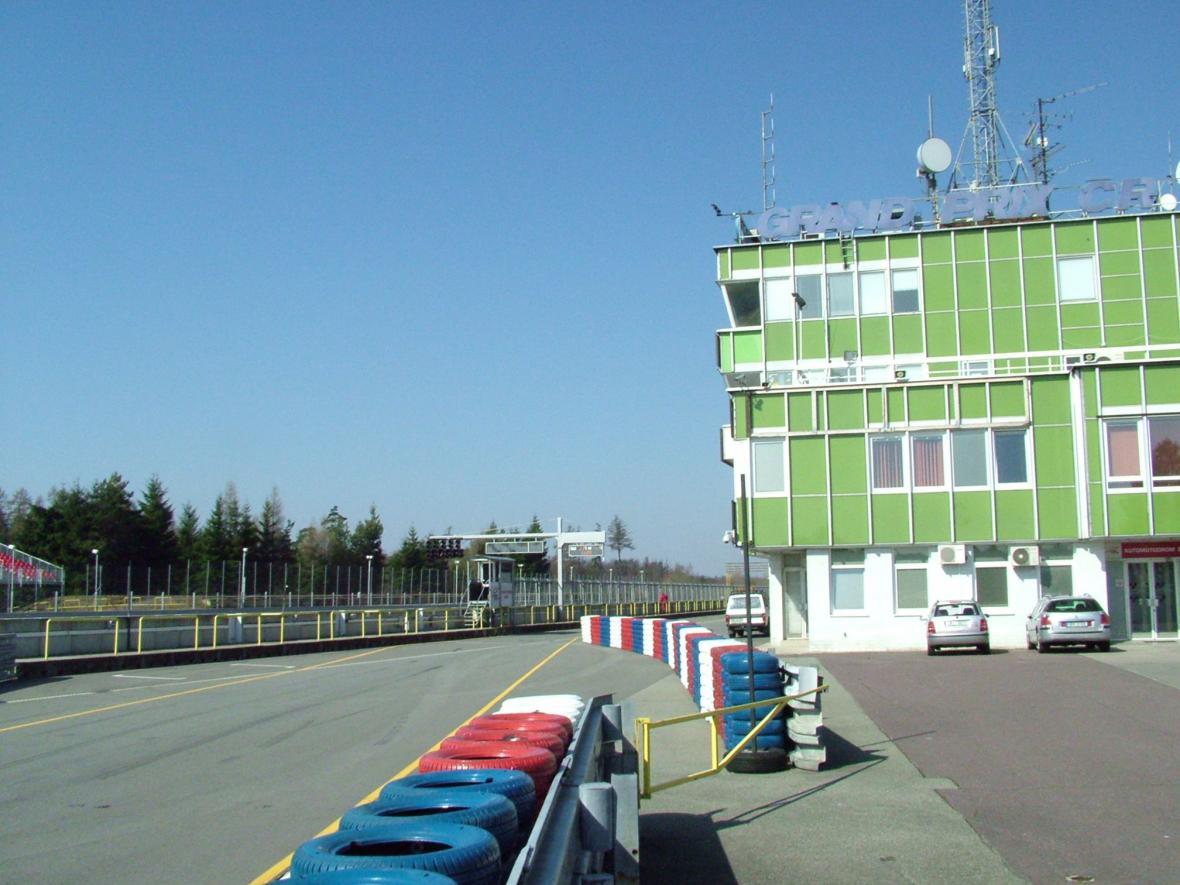 Brněnský automotodrom