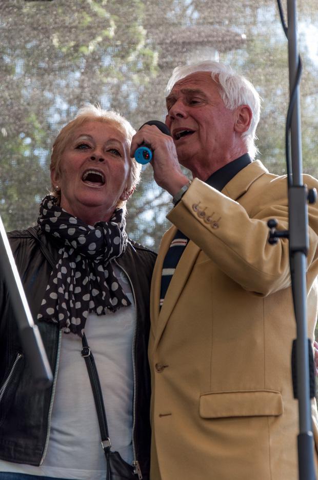 Alena Tichá a Jiří Duchoň